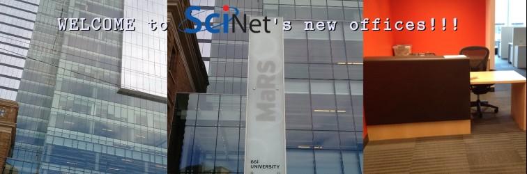 SciNet-at-MaRS-banner